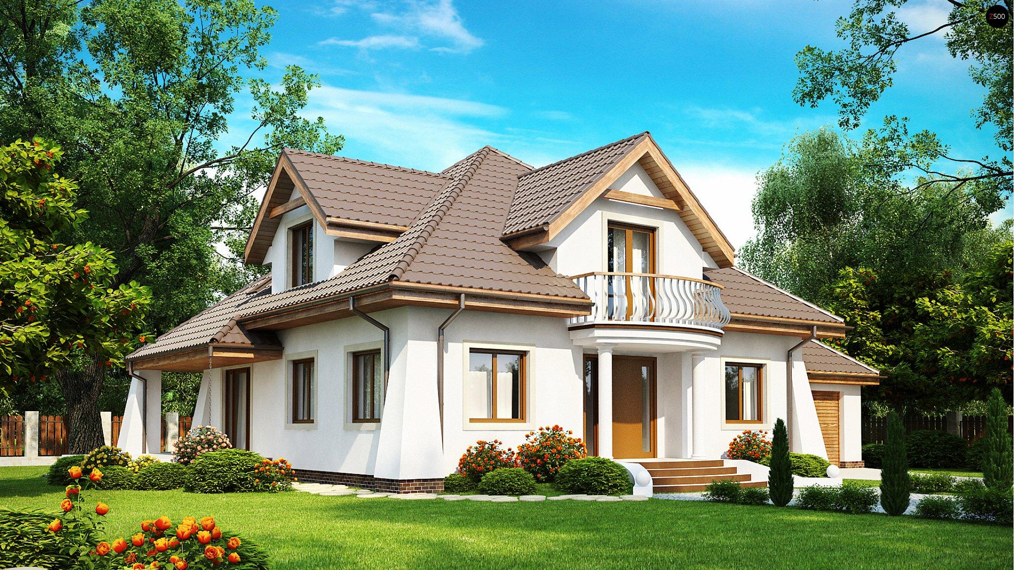 Красивые дома фото и проекты