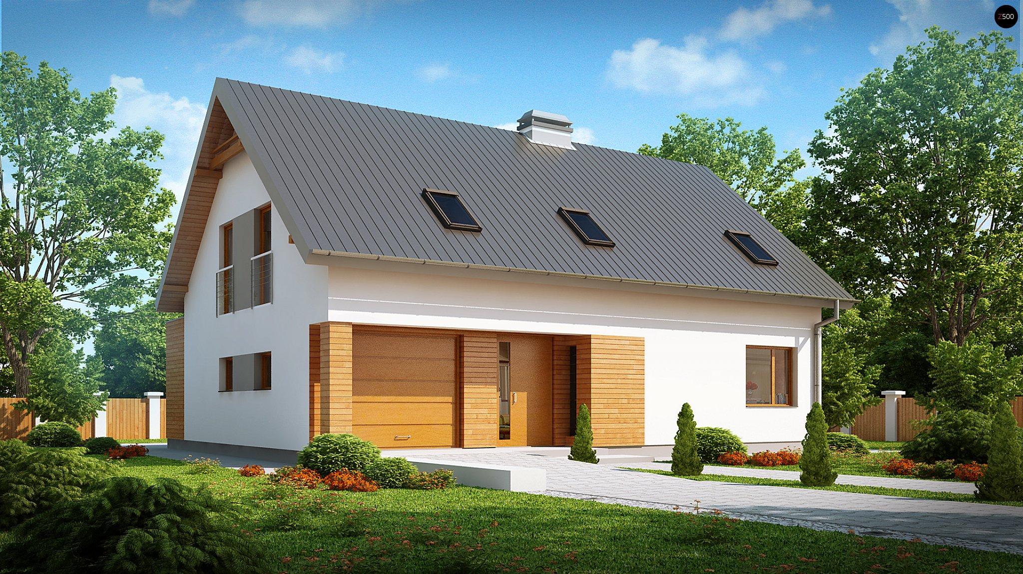 Проект дома z239 ремстройсервис.