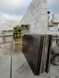 Монолитные перекрытия дома, коттеджа, плиты перекрытий монтаж