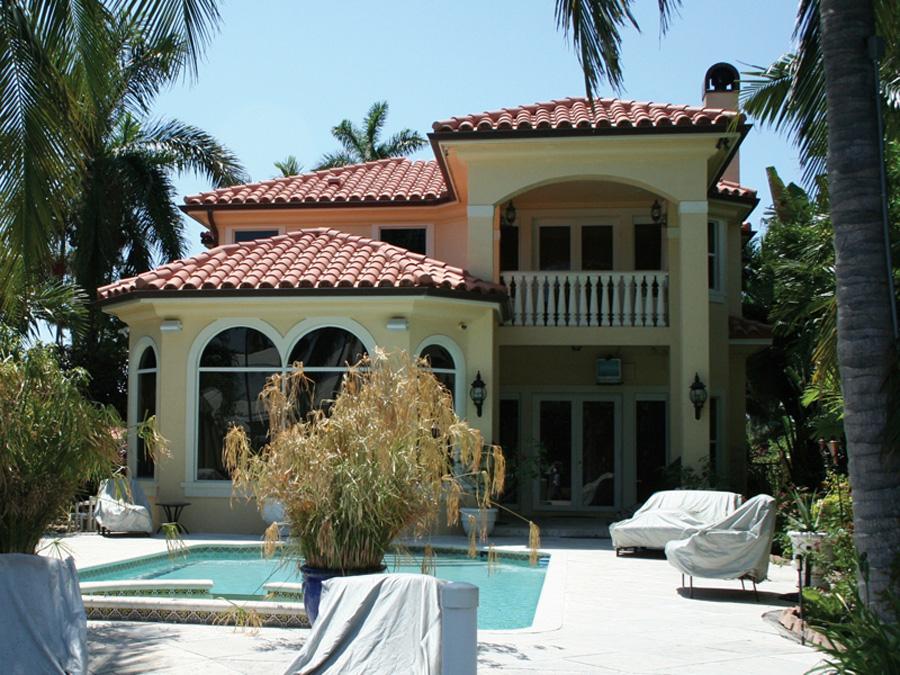 Фото домов средиземноморского стиля