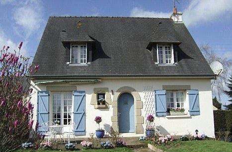 дом в стиле прованс