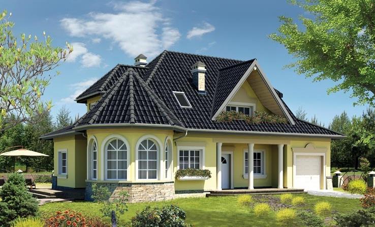 Каталог проектов загородных домов