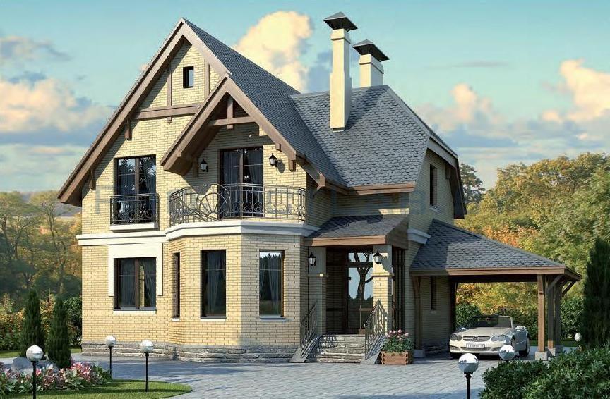 Проекты дачных домов (домиков)- цены и строительство