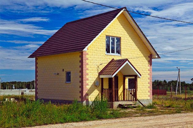 теплостен фото дома