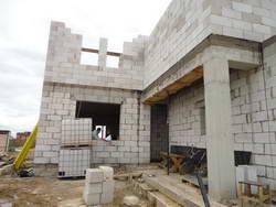 Строительство стен, перекрытий, кровли домов и коттеджей