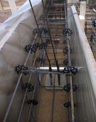 Строительство фундамента дома, коттеджа