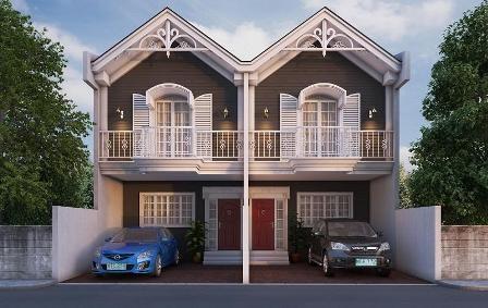 дом на две семьи
