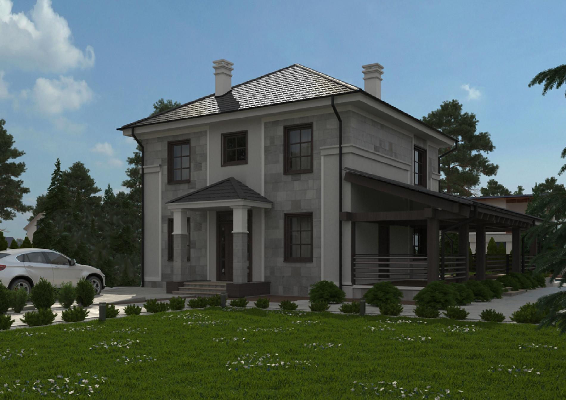 Современная классика дом