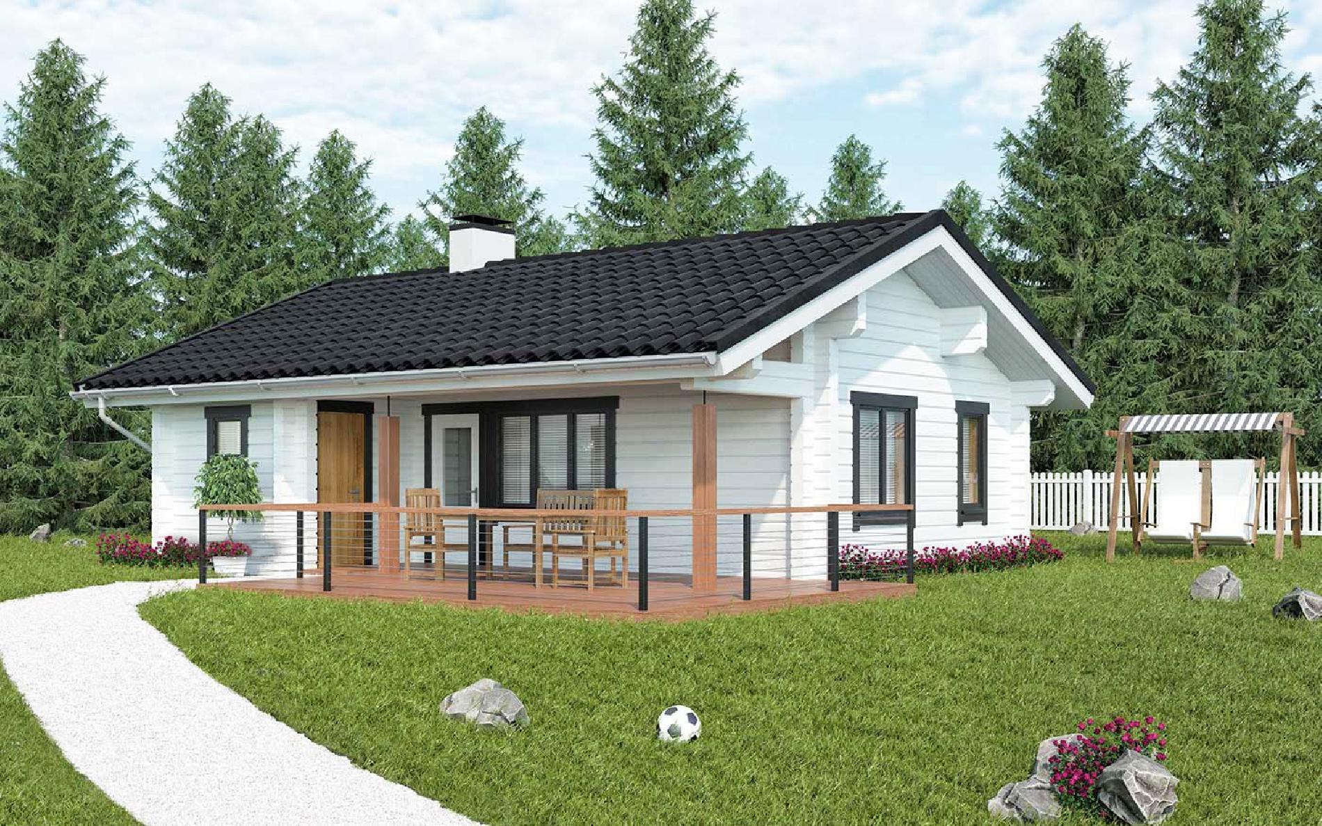 дом за 1 000 000 рублей