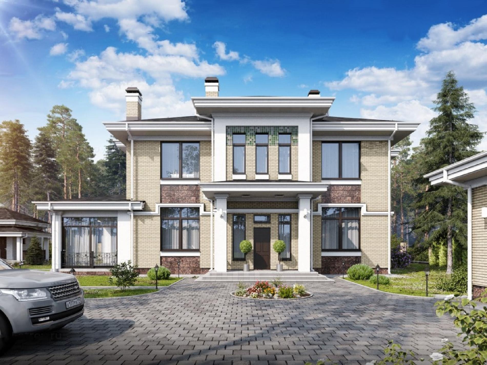 энергоэффективный дом проекты