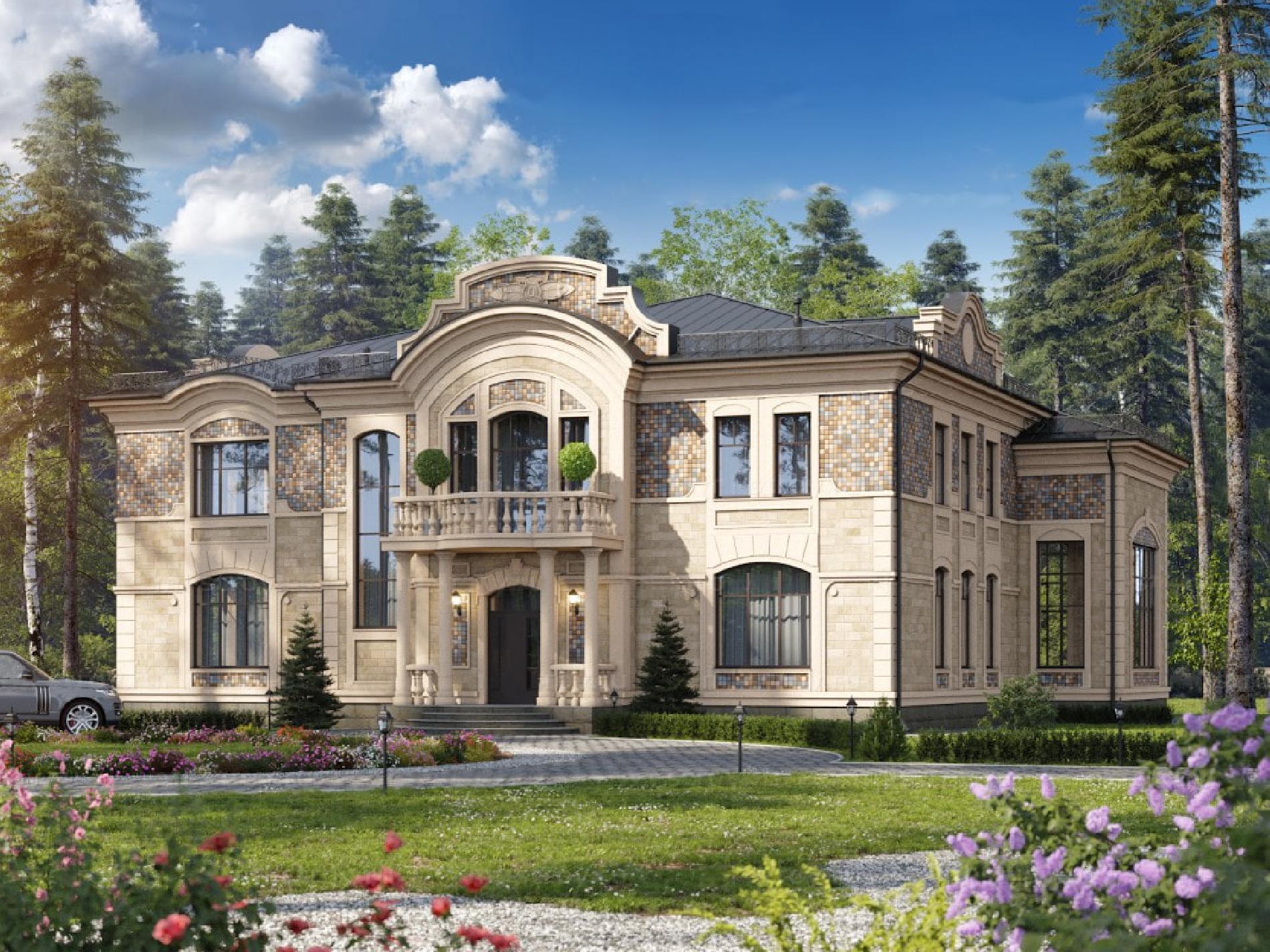 дом 500 кв м цена