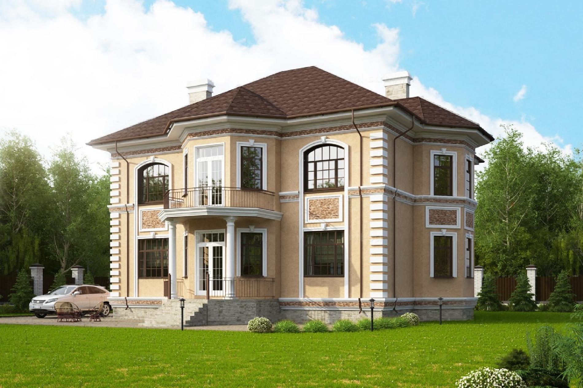 Севременная классика дом