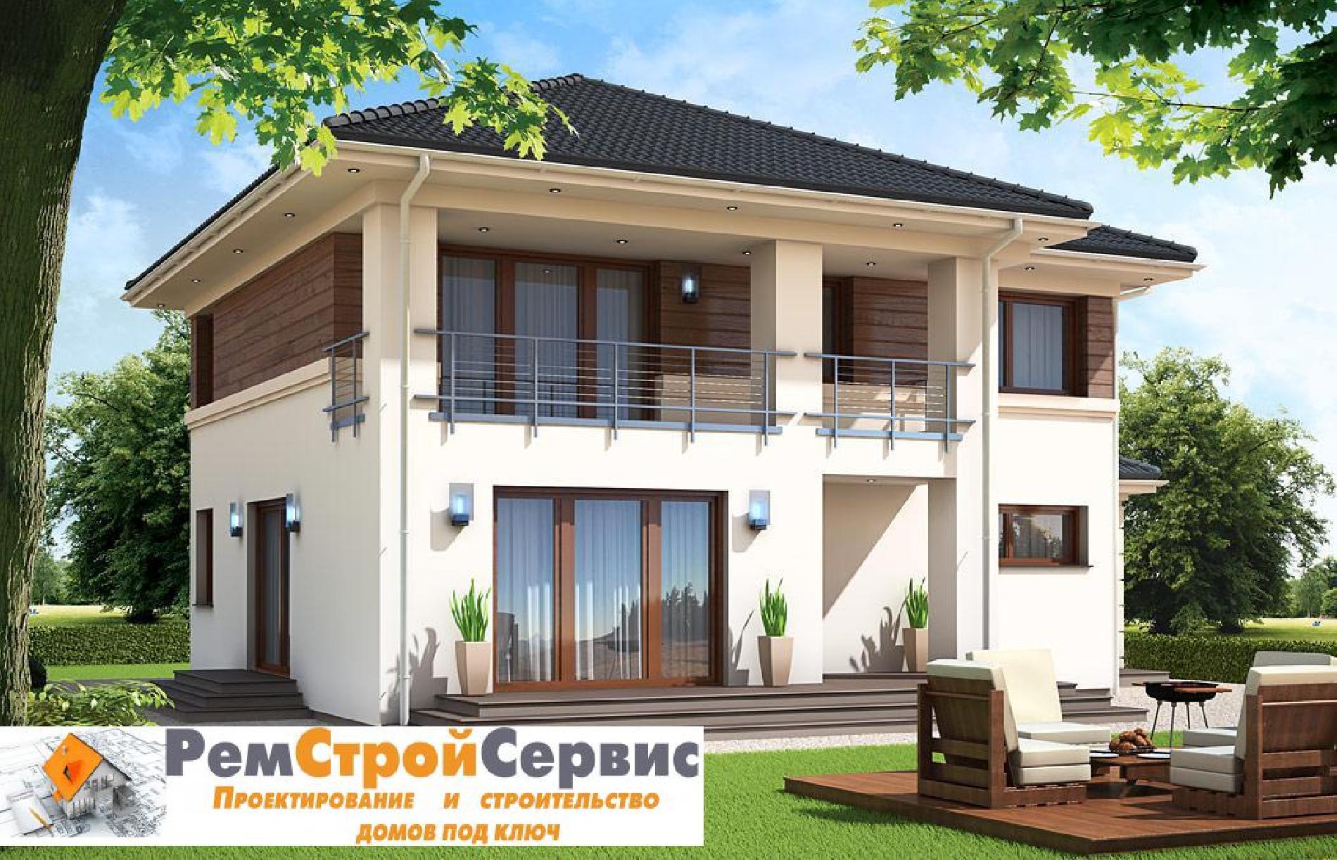 построить дом из пеноблока под ключ цена