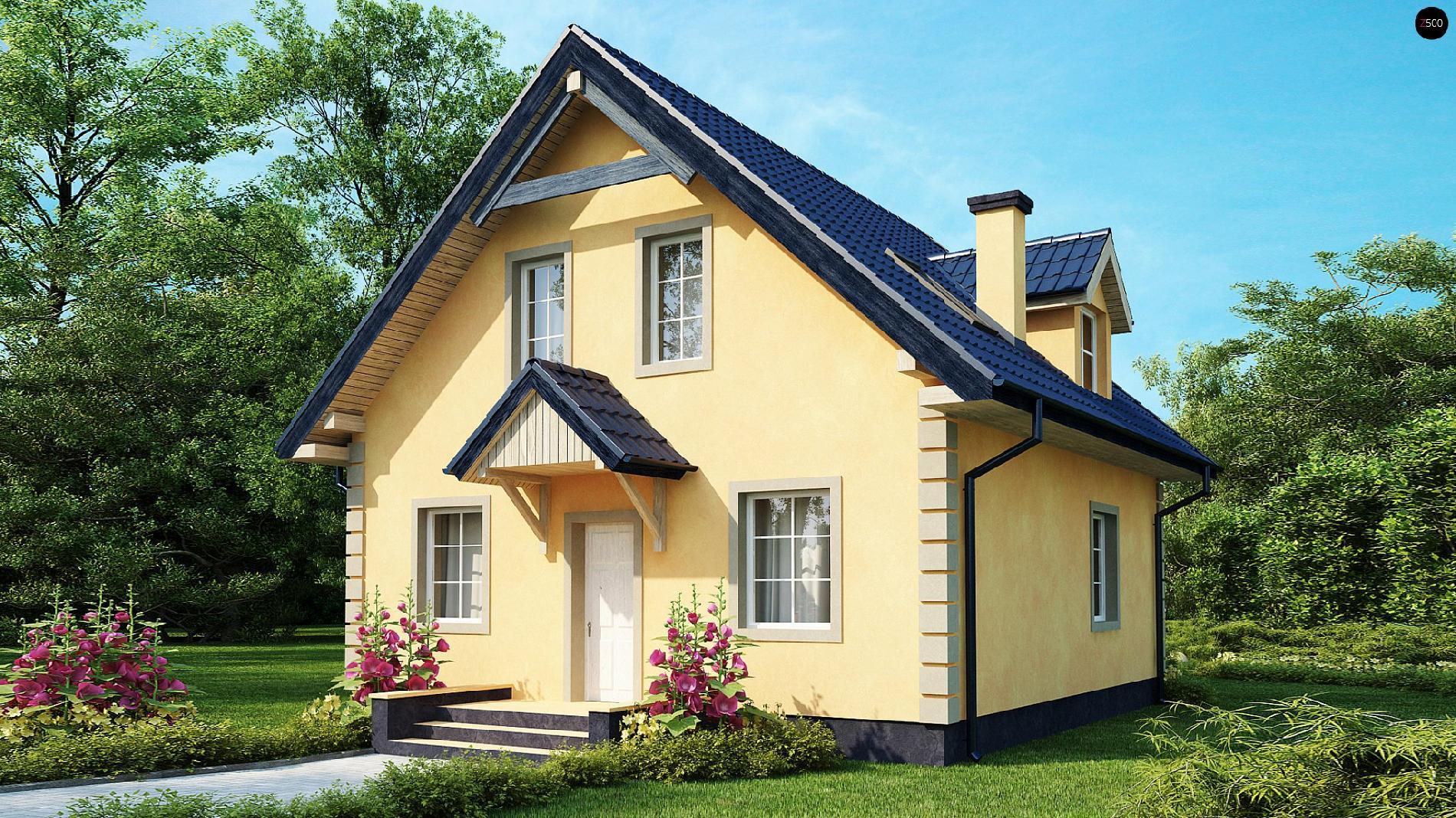 """Строительство домов """"под ключ"""" - проект дома keeper s 114,7."""