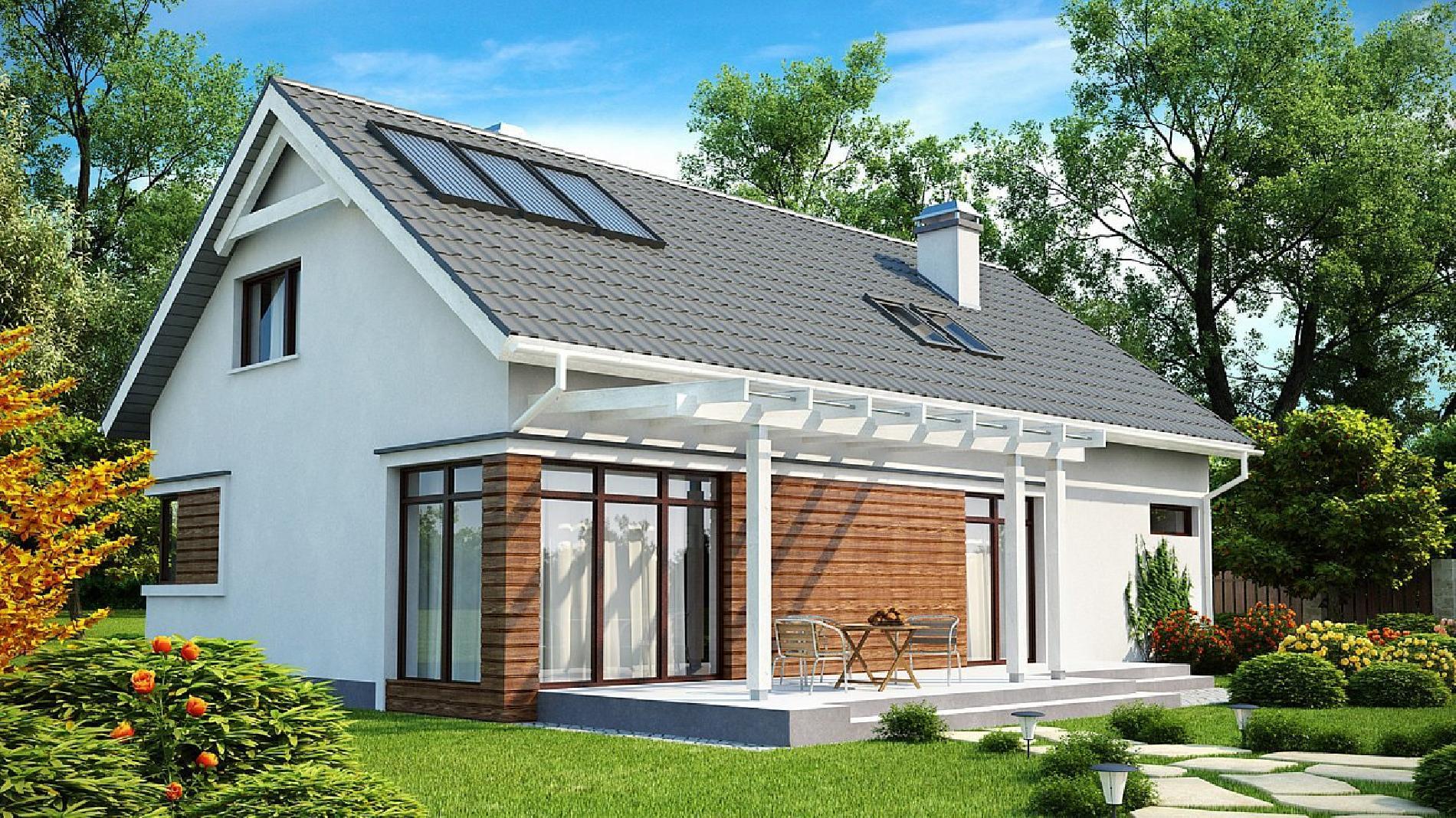 Проекты домов 150 кв.м со вторым светом