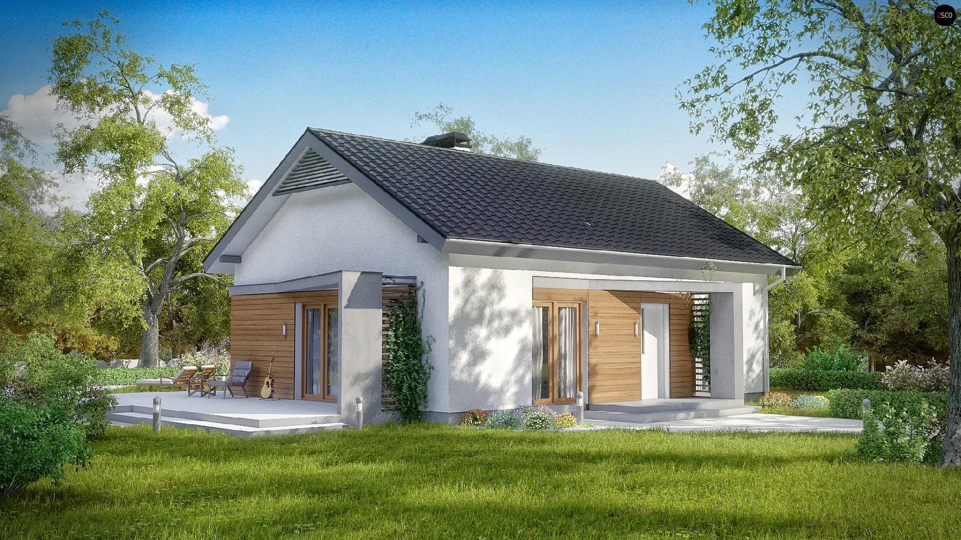 проекты небольших домов