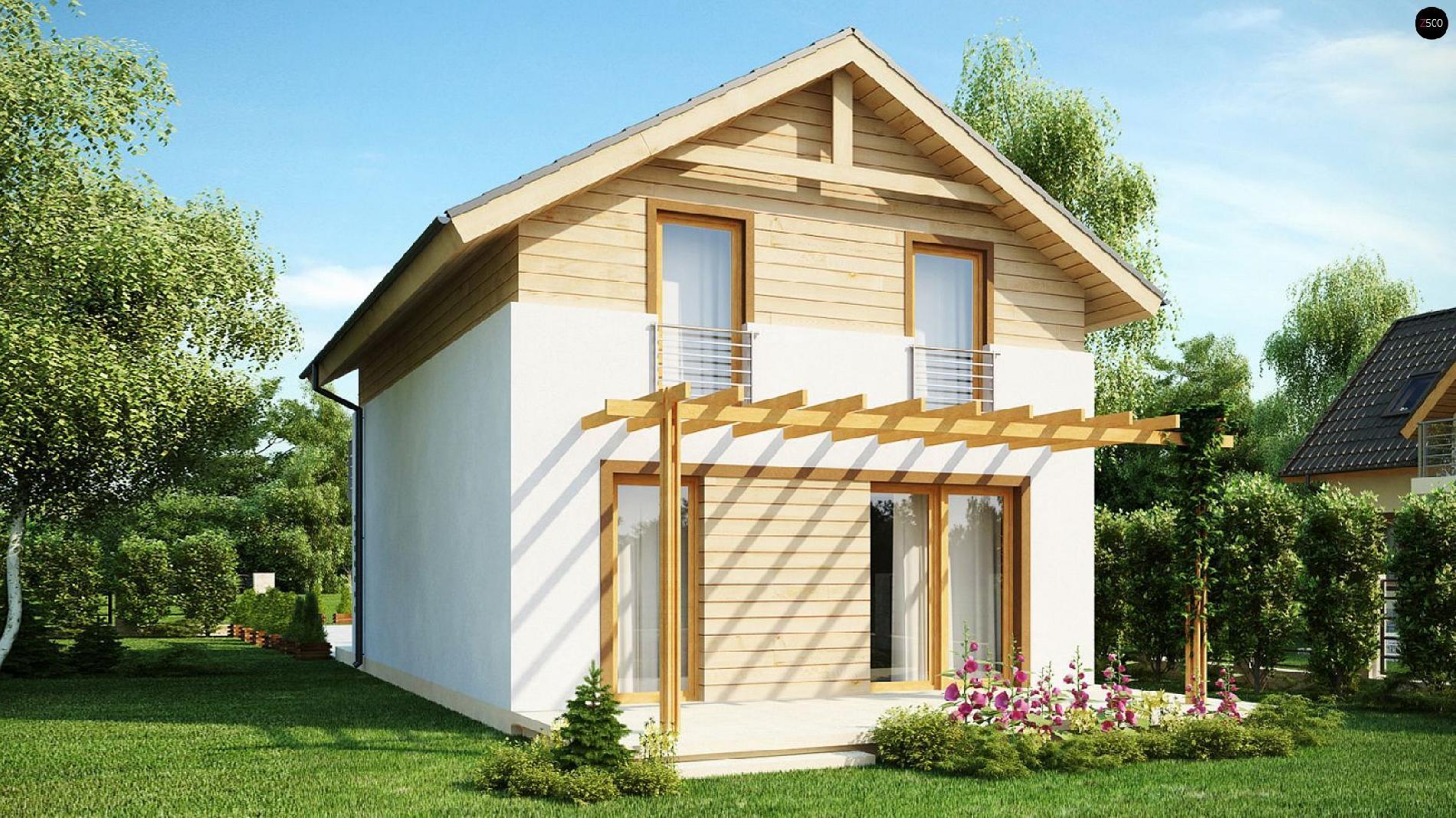 Эйфель, красивый и удобный дом, 110м2. гарантия до 10 лет. п.
